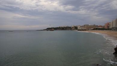 Surf report FR, Biarritz - Grande Plage (64) du 2009-10-07 09:00:00