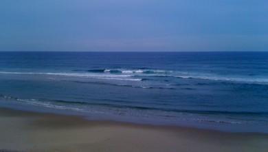 Surf report FR, Lacanau Océan - La Sud (33) du 2009-10-07 10:09:00