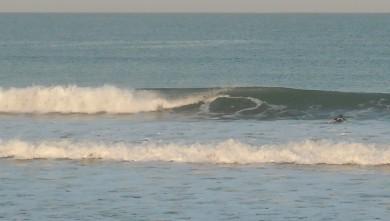 wave report FR, Le Trillou (17) du 2009-10-08 09:00:00