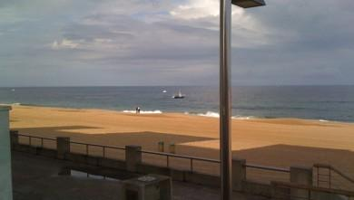 Surf report FR, Hossegor - La Gravière (40) du 2009-10-08 10:00:00