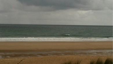 wave report FR, Lacanau Océan - La Sud (33) du 2009-10-09 18:05:00