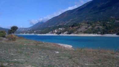 Surf report FR, Lac du Monteynard (38)