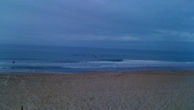 Surf report FR, La Térrière (85) du 2009-10-11 13:11:00