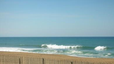 Surf report FR, Anglet La Madrague (64) du 2009-10-13 13:30:00