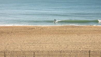 wave report FR, Anglet La Madrague (64) du 2009-10-14 17:00:00