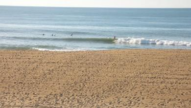 Surf report FR, Anglet Corsaires (64)