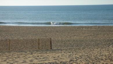 wave report FR, Anglet Sables d'Or (64) du 2009-10-14 17:35:00