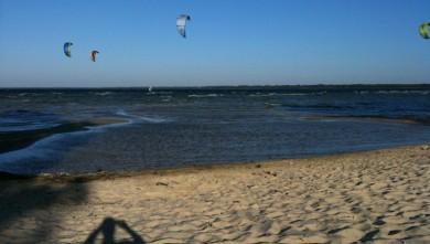 Surf report FR, Navarrosse (40) du 2009-10-15 17:42:00
