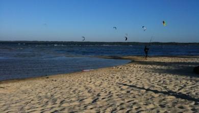 Surf report FR, Navarrosse (40) du 2009-10-15 17:46:00