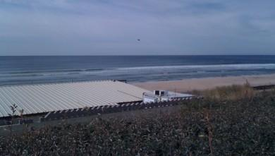 wave report FR, Biscarrosse Plage (40) du 2009-10-19 14:00:00