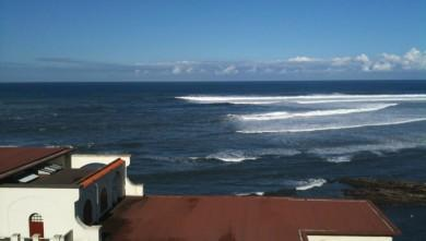 Surf report FR, Guethary Parlementia (64) du 2009-10-21 12:00:00