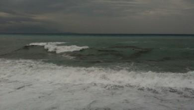 surf report FR, Saint-Laurent-du-Var - Plage Cousteau (06)
