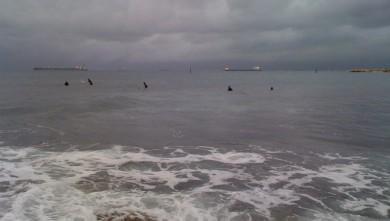 wave report FR, Fos sur Mer (13) du 2009-10-22 18:29:00