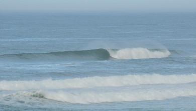 wave report FR, Hossegor - La Gravière (40) du 2009-10-24 12:00:00