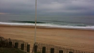Surf report FR, Labenne - la chapelle (40) du 2009-10-24 17:00:00
