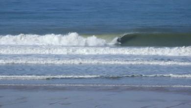Surf report FR, Soulac sur Mer (33) du 2009-10-25 15:00:00