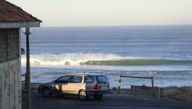 Surf report FR, Vieux Boucau (40) du 2009-10-27 08:30:00