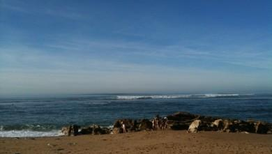 Surf report FR, Guethary Parlementia (64) du 2009-10-27 15:07:00
