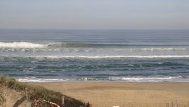 Surf report FR, Vieux Boucau (40) du 2009-10-28 09:30:00