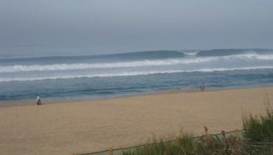 wave report FR, Mimizan - Plage Garluche (40) du 2009-10-28 11:00:00