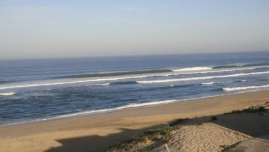Surf report FR, Vieux Boucau (40) du 2009-10-29 09:00:00
