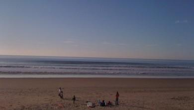 Surf report FR, Montalivet (33) du 2009-10-29 16:00:00