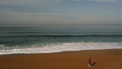 wave report FR, Anglet Surf Club (64) du 2009-10-30 11:10:00