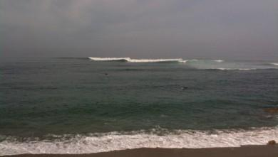 Surf report FR, Guethary Parlementia (64) du 2009-10-31 13:00:00