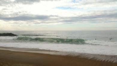 wave report FR, Anglet Surf Club (64) du 2009-11-01 14:35:00
