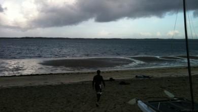 Surf report FR, Arcachon - Les Arbousiers (33) du 2009-11-02 09:03:00
