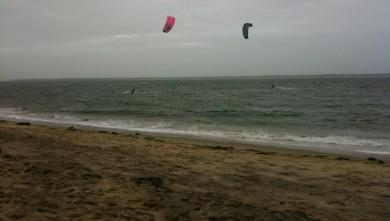 Surf report FR, Arcachon - Les Arbousiers (33) du 2009-11-03 15:00:00