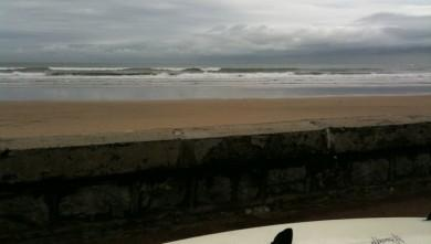 wave report FR, Hendaye (64) du 2009-11-06 14:00:00