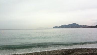 Surf report FR, L'Almanarre (83) du 2009-11-07 13:33:00