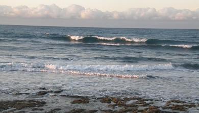 Surf report FR, Sausset-les-Pins - L'Hermitage (13) du 2009-11-08 07:30:00
