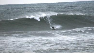 Surf report FR, Hossegor - La Nord (40) du 2009-11-09 17:35:00