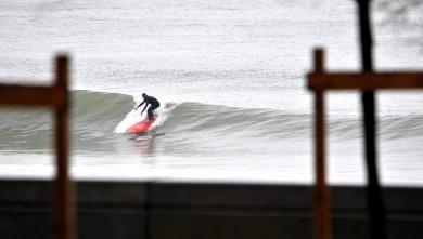 Surf report FR, Hossegor - La Nord (40) du 2009-11-10 11:00:00