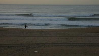 wave report FR, Anglet La Madrague (64) du 2009-11-12 17:40:00