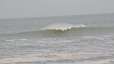 Surf report FR, Hossegor - La Nord (40) du 2009-11-13 09:35:00