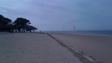 Surf report FR, Arcachon - Les Arbousiers (33) du 2009-11-14 12:00:00