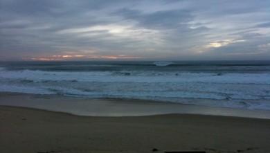 Surf report FR, Cap-Ferret - Plage de L'Horizon (33) du 2009-11-15 17:19:00