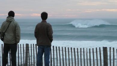 Surf report FR, Cap-Ferret - Plage de L'Horizon (33) du 2009-11-15 17:00:00
