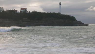 Surf report FR, Anglet VVF (64) du 2009-11-16 16:00:00