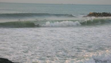 wave report FR, Anglet Sables d'Or (64) du 2009-11-18 17:00:00