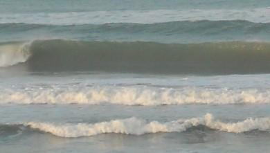 Surf report FR, Le Trillou (17) du 2009-11-19 09:00:00
