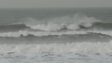 Surf report FR, Le Trillou (17) du 2009-11-21 09:00:00