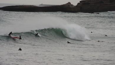 Surf report FR, Biarritz - Grande Plage (64) du 2009-11-21 16:00:00