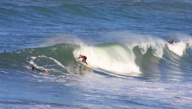 Surf report FR, Biarritz - Grande Plage (64) du 2009-11-22 11:00:00