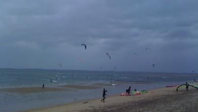 Surf report FR, Arcachon - Les Arbousiers (33) du 2009-11-22 14:49:00