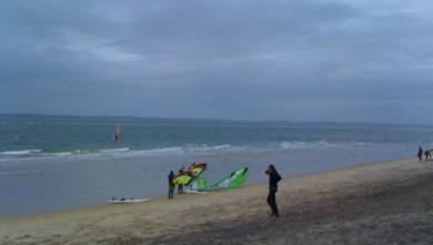 Surf report FR, Arcachon - Les Arbousiers (33) du 2009-11-22 15:59:00