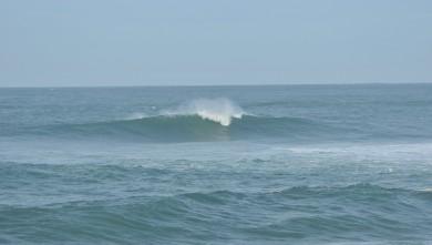 Surf report FR, Hossegor - La Nord (40) du 2009-11-28 10:00:00